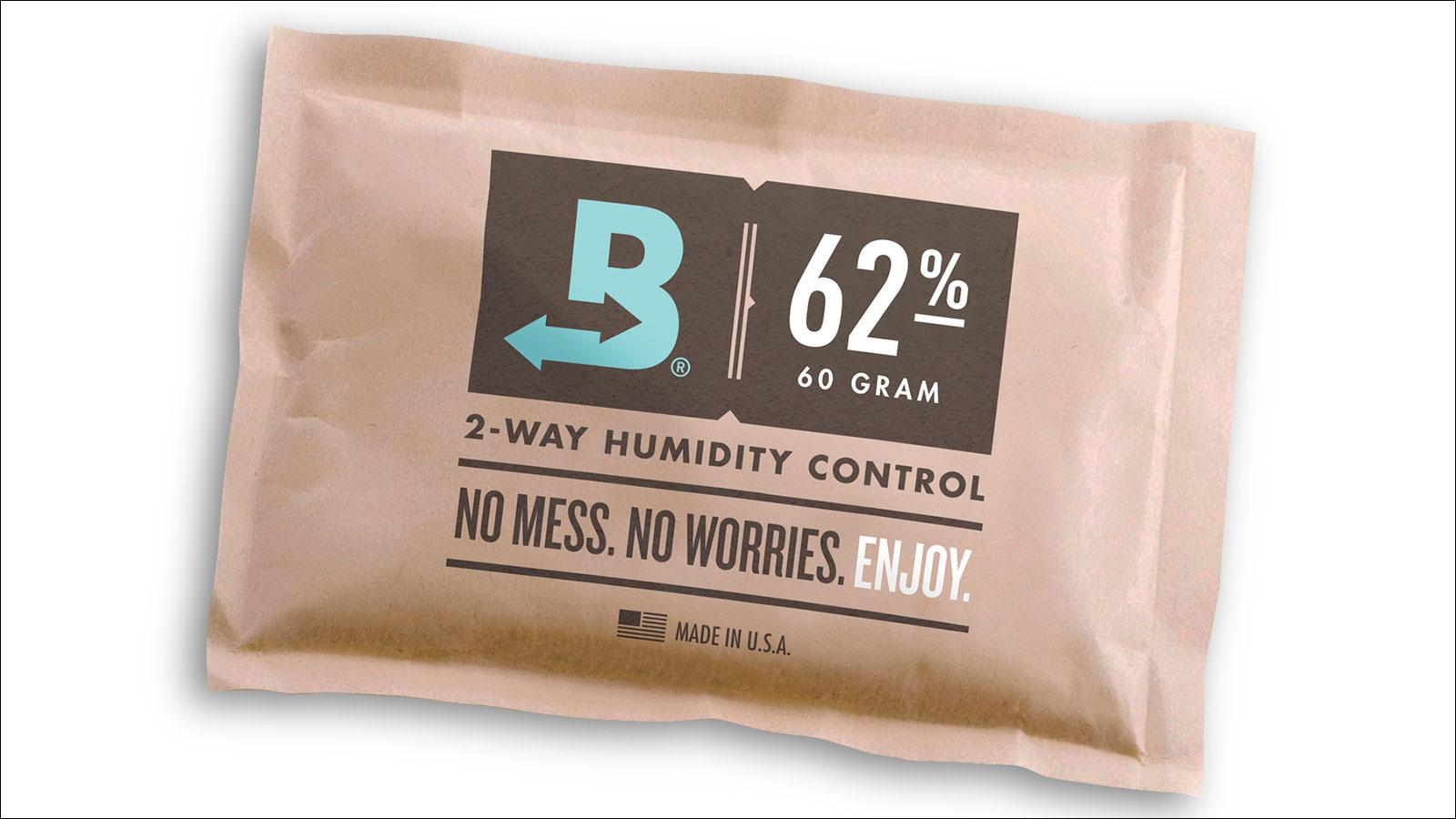 Boveda has made its name in the cigar industry with its humidity packs that can be easily placed in sealable bags to provide adequate, portable humidification.