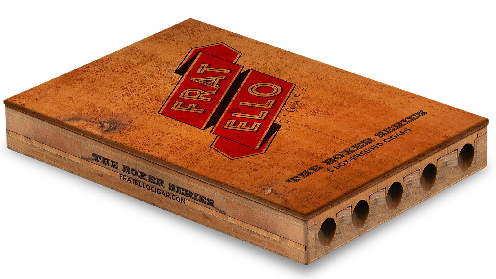 Fratello Cigars To Release Limited-Edition Boxer Series