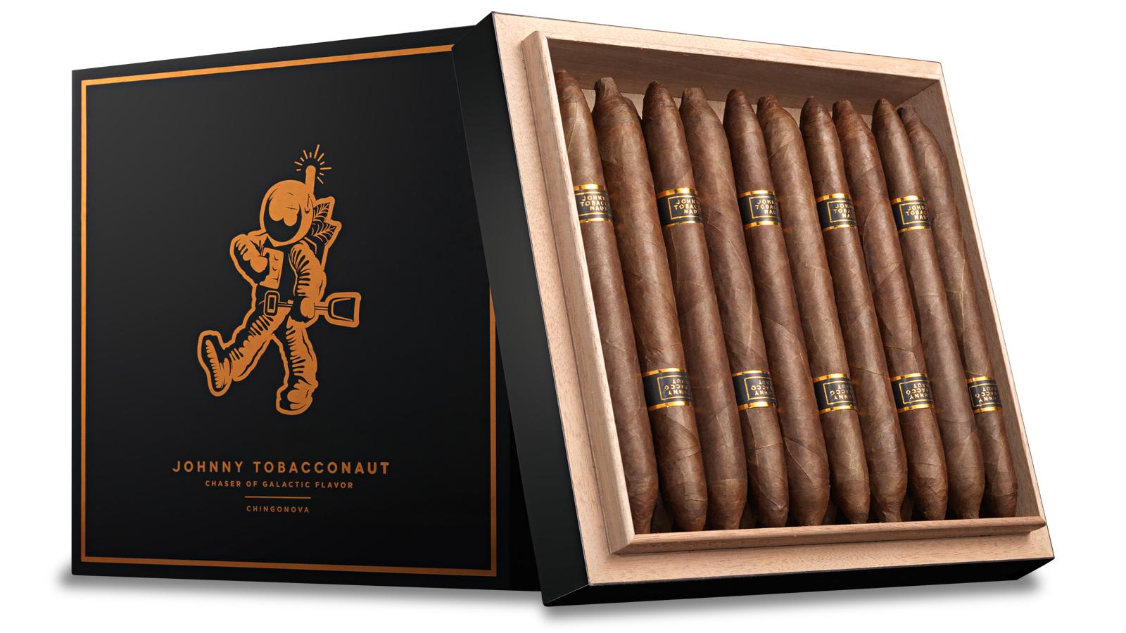 Room 101's Johnny Tobacconaut Prepares For Lift Off