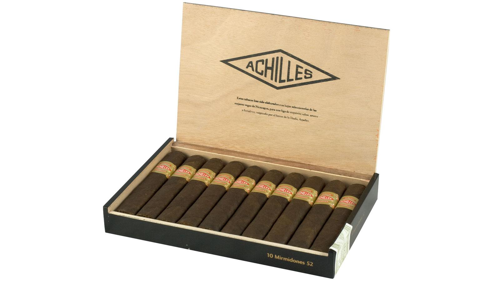 Achilles Mirmidones From Curivari Ships To Retail
