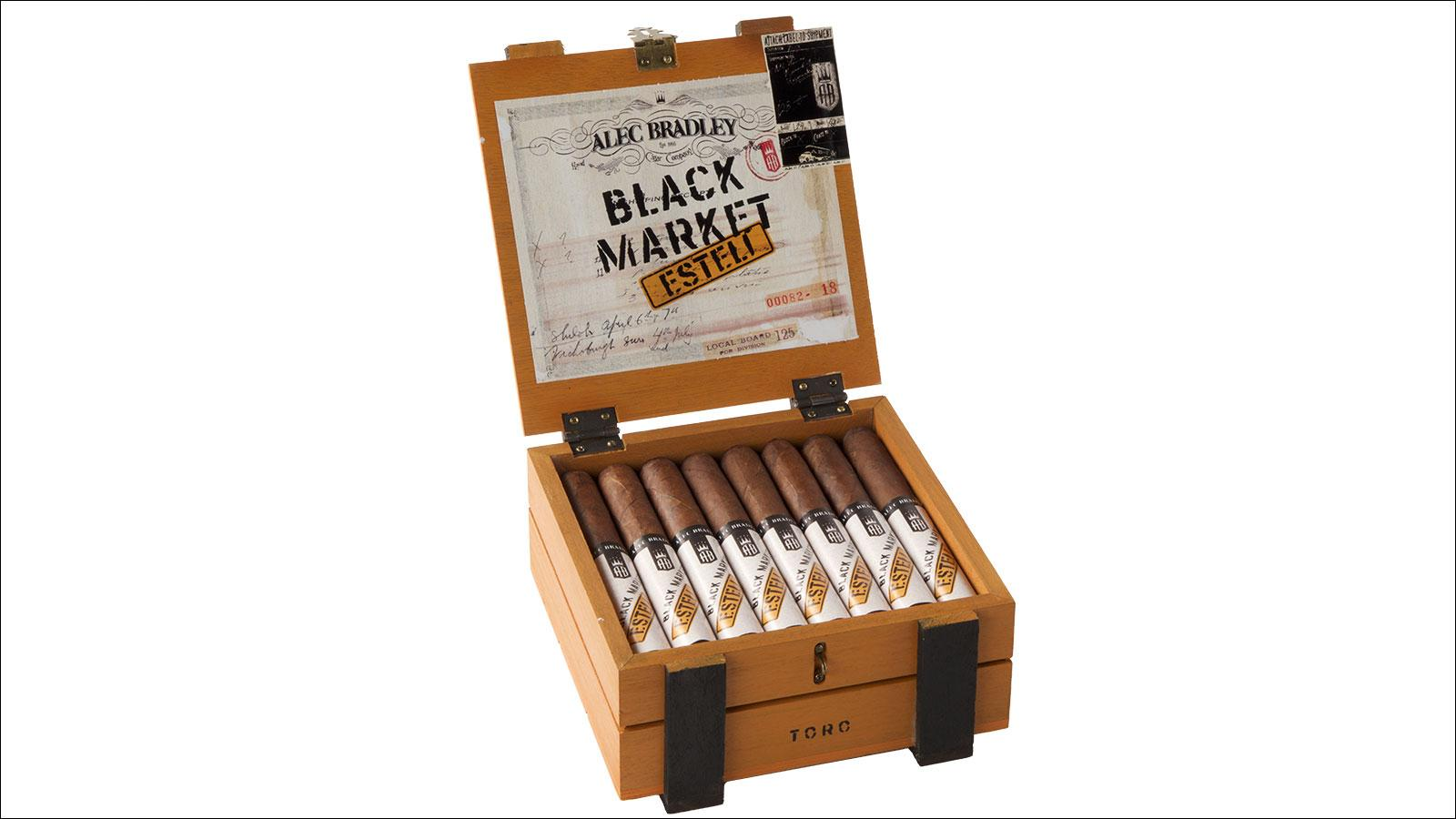 Alec Bradley to Formally Debut New Prensado and Black Market Blends