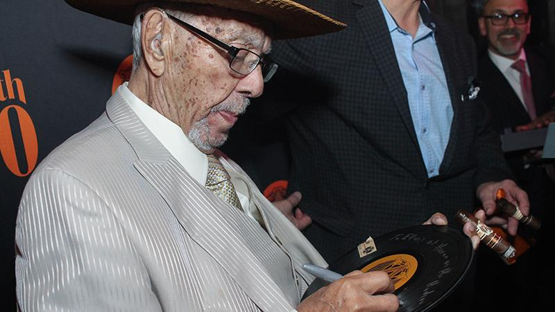 Avo Celebrates 90th Birthday in NYC