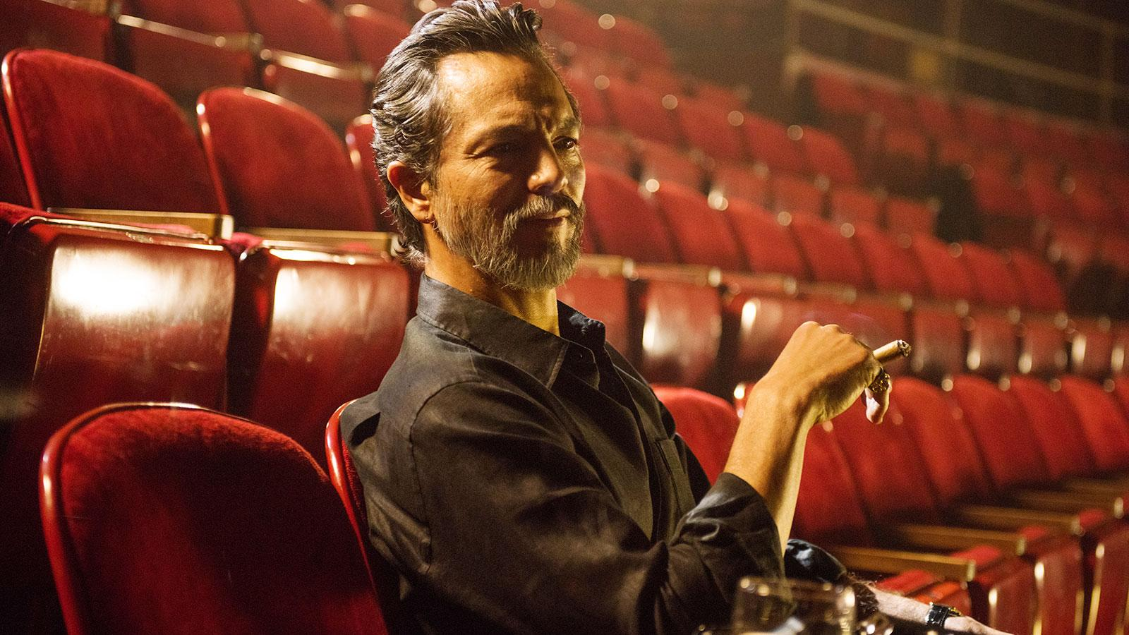 Cigars In Cinema: Benjamin Bratt