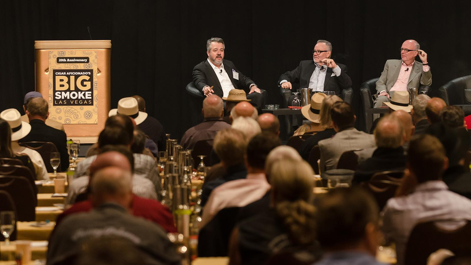 2015 Big Smoke Saturday Seminars—Twenty Years Of Fuente Fuente OpusX