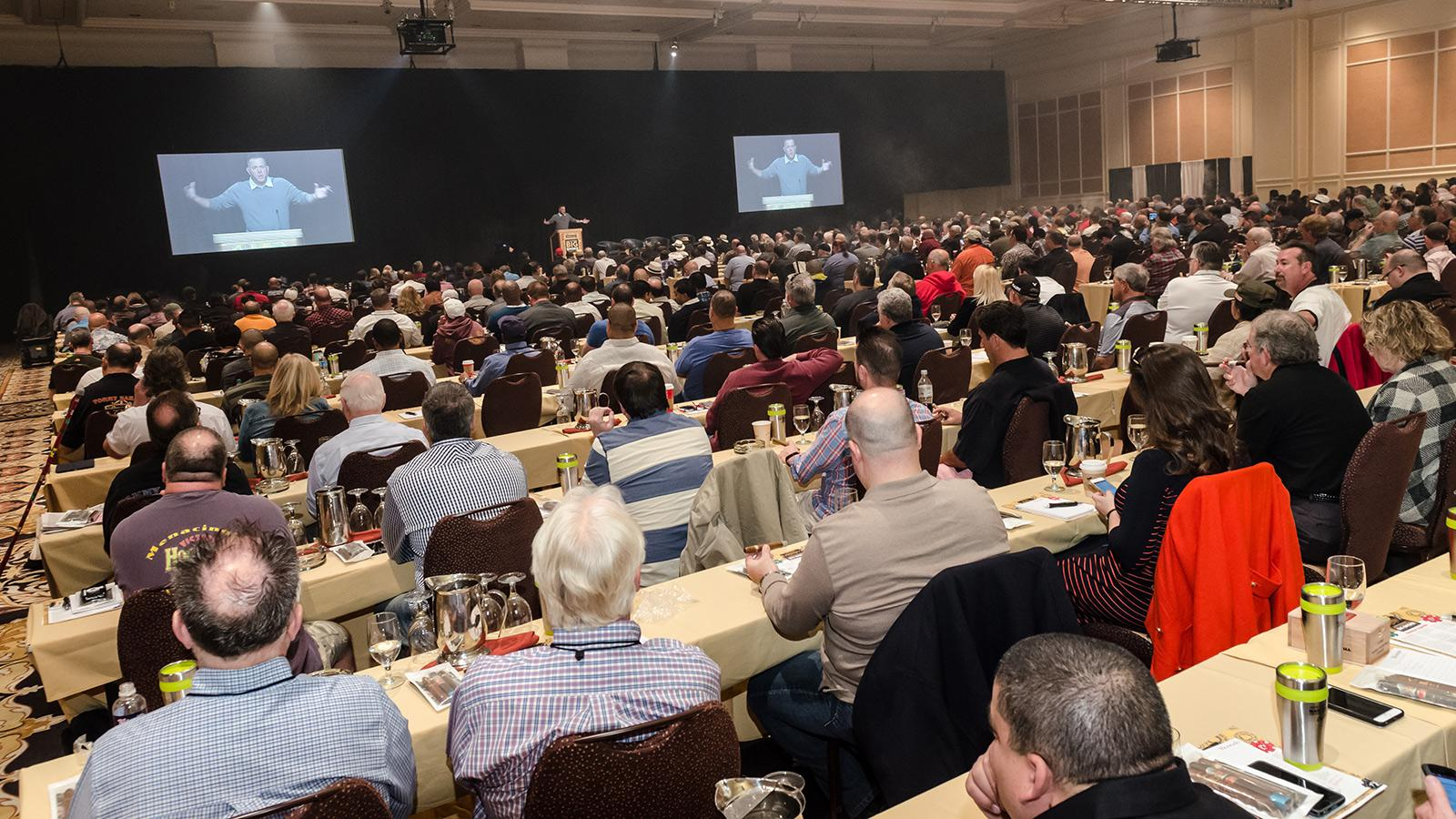 2015 Big Smoke Saturday Seminars—Top Three Cigars of 2014