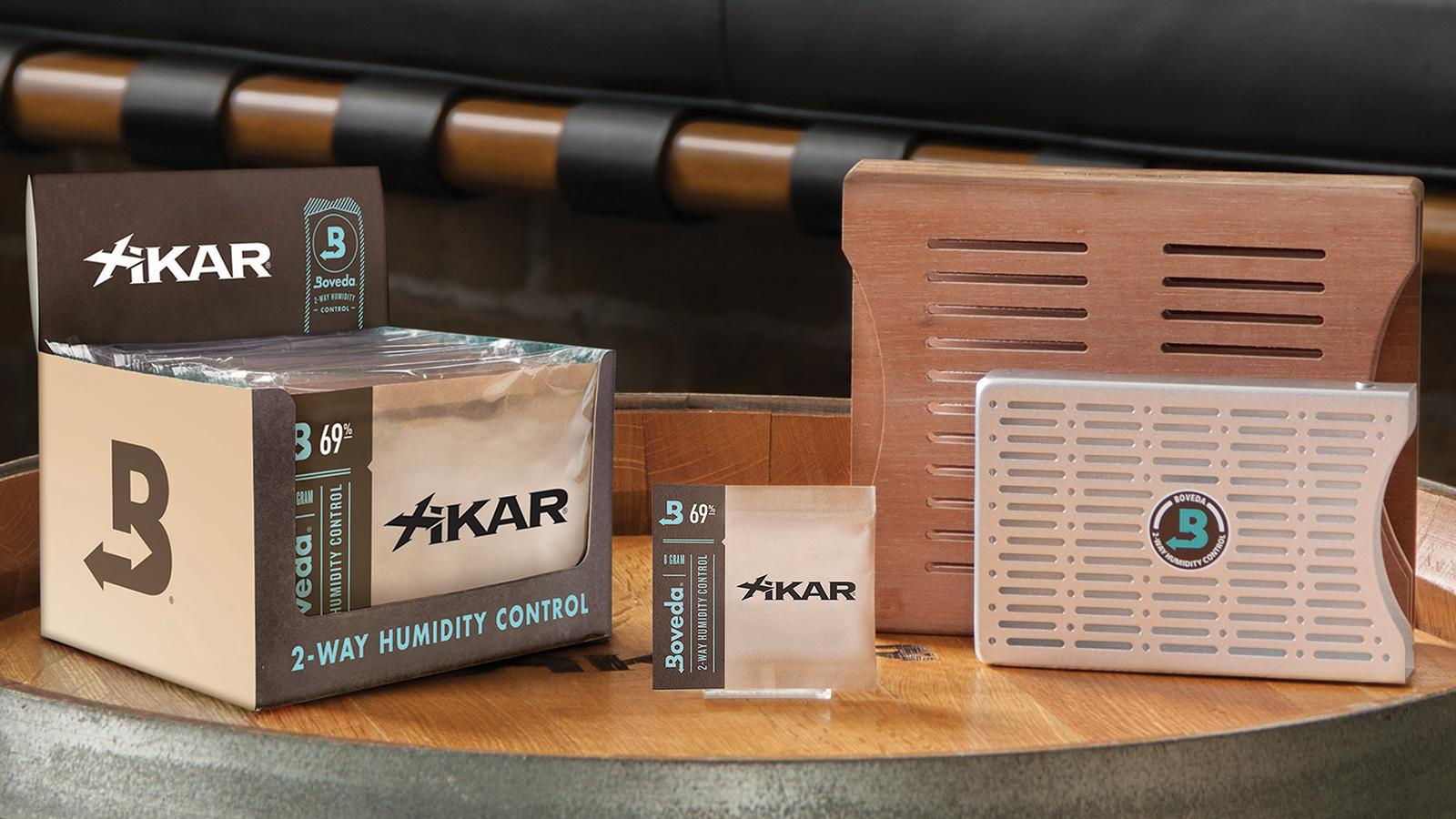 Xikar And Boveda Announce Long-Term Partnership