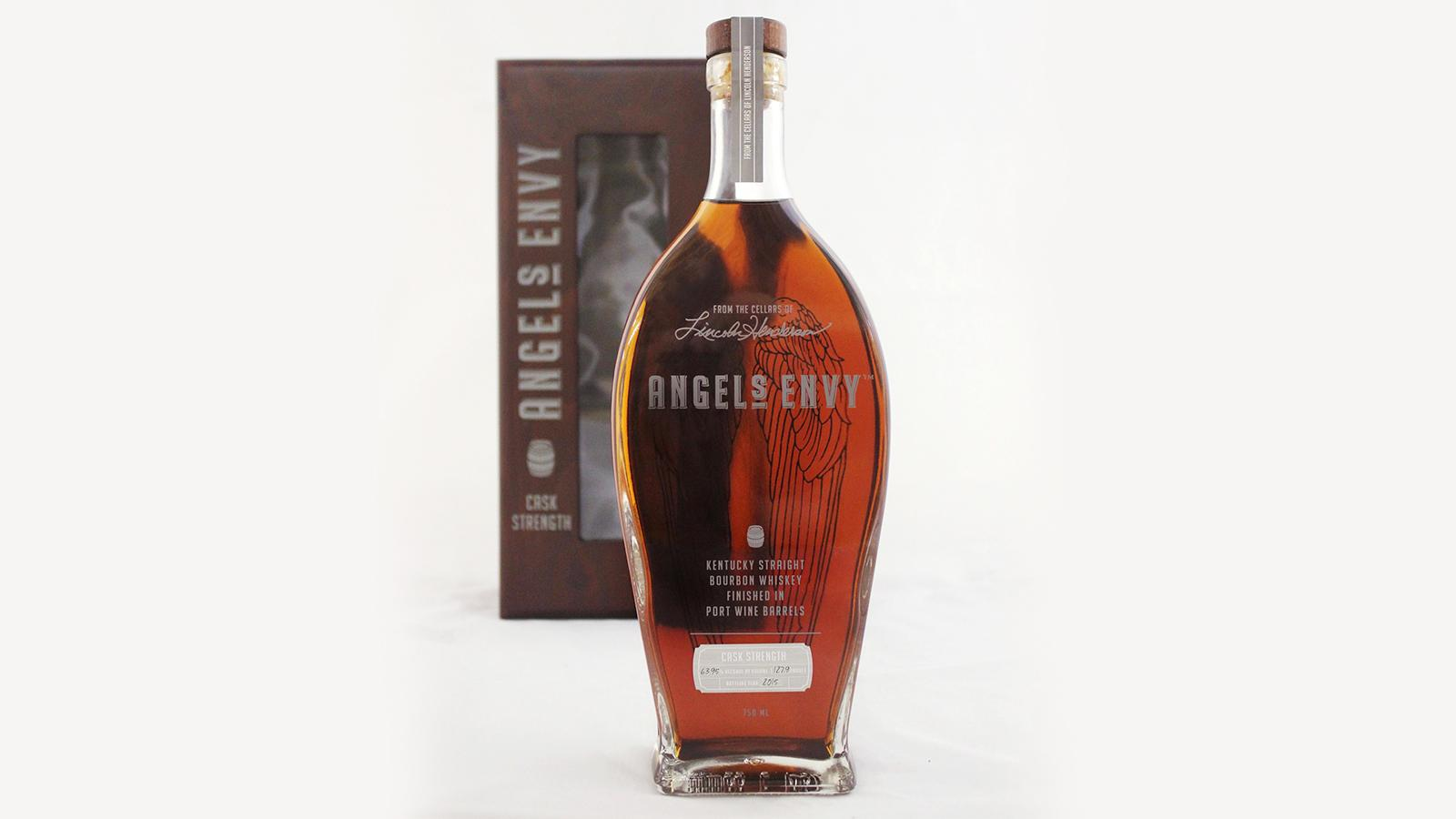Cigar Pairing: Angel's Envy Cask Strength