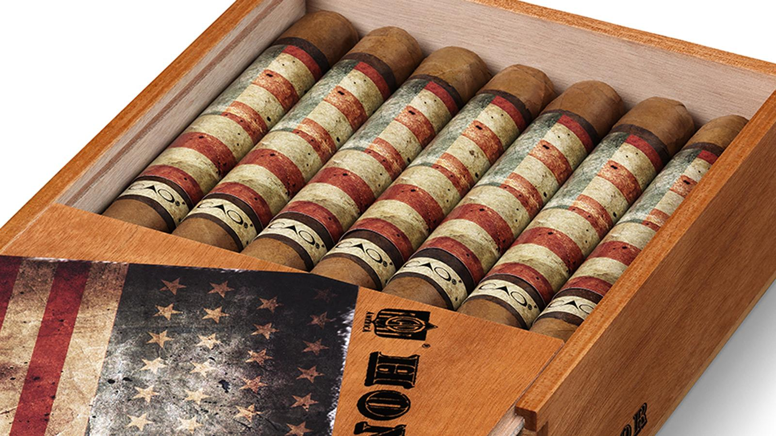 CAO Cigar To Benefit Wounded Soldiers