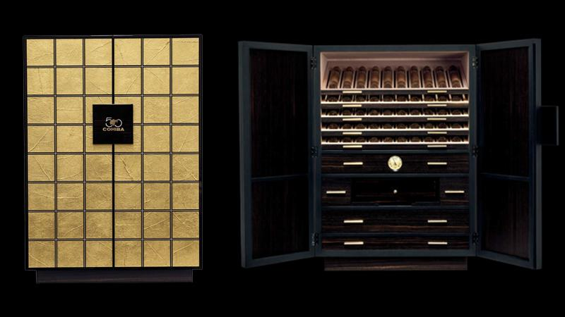 Cohiba 50th Anniversary Humidors Delivered Worldwide