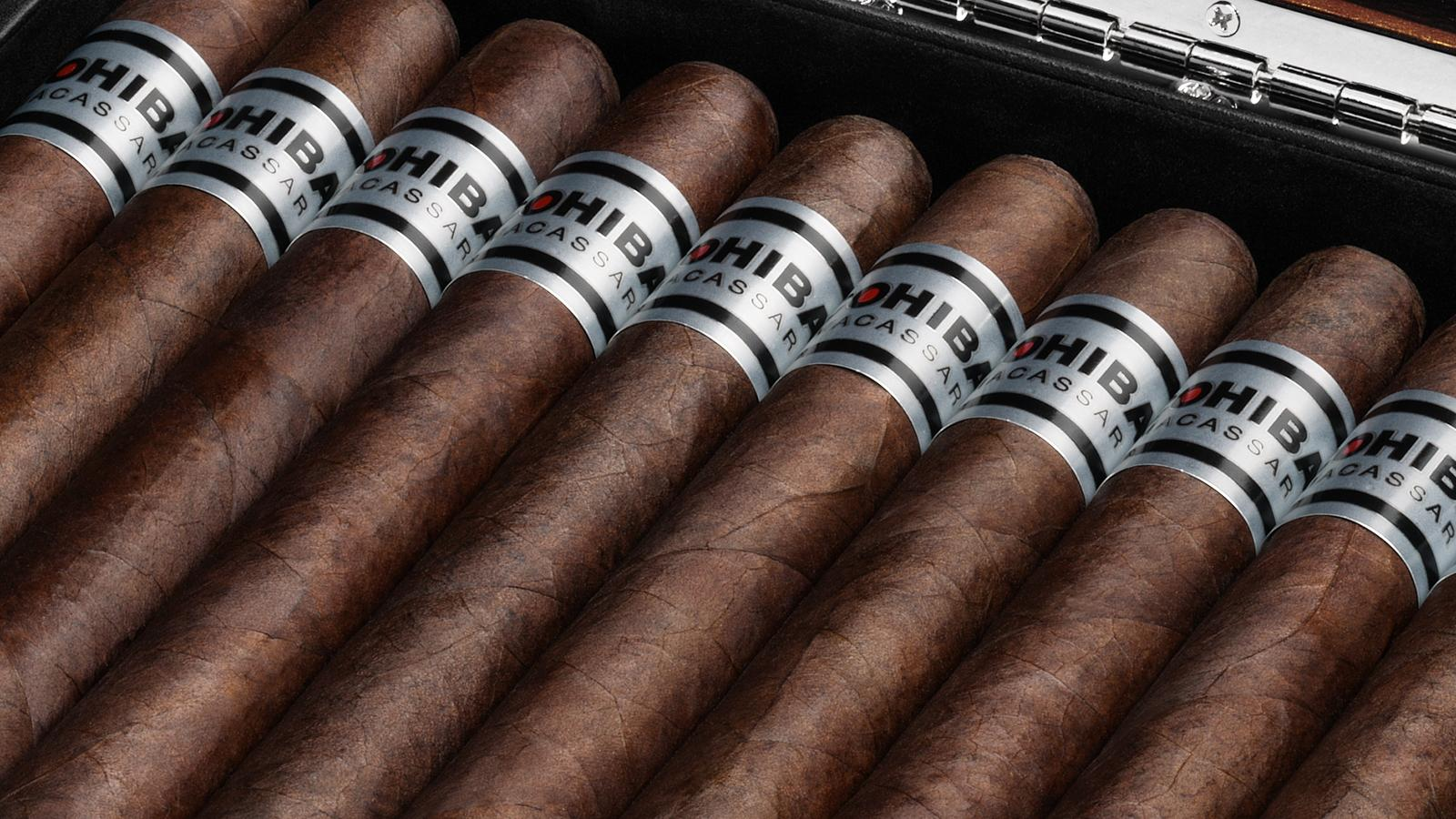 Cohiba Macassar Debuting This Month At IPCPR