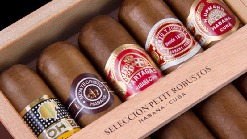 Cuban Petit Robustos Reach Retail Shops