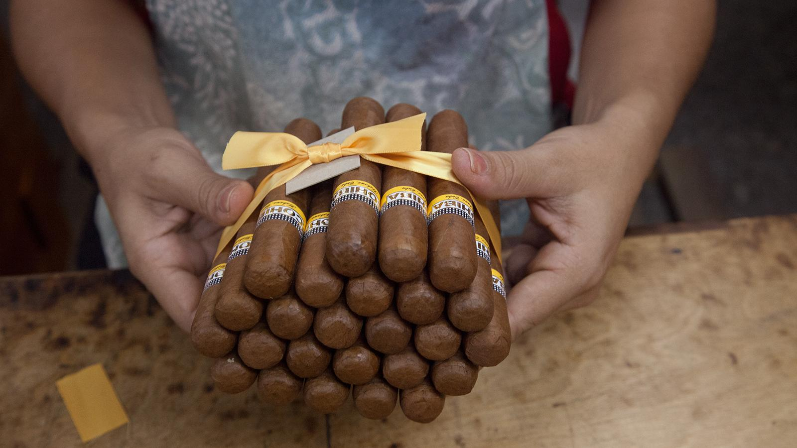 A New Day For Cuban Cigars