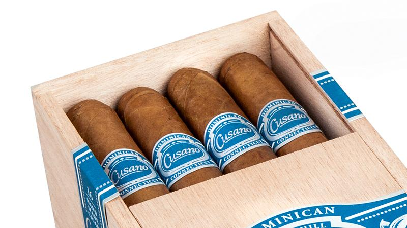 Davidoff Reinvigorates Cusano With New Blends