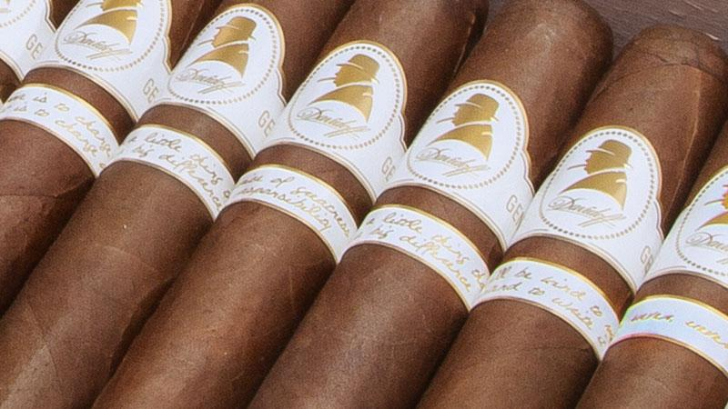 A Limited-edition Davidoff Winston Churchill