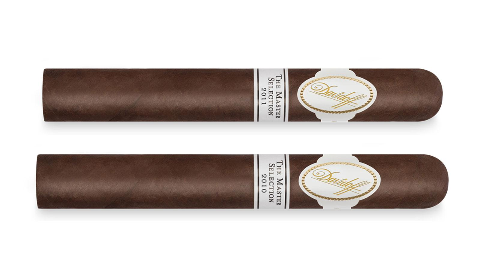 Davidoff Ships Master Selection Series 2010 and 2011