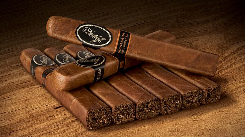 New Details Emerge About Davidoff Nicaragua Box Pressed