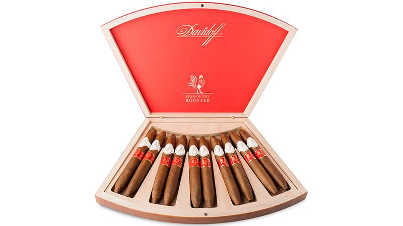 Davidoff Unveils Year of the Rooster For 2017