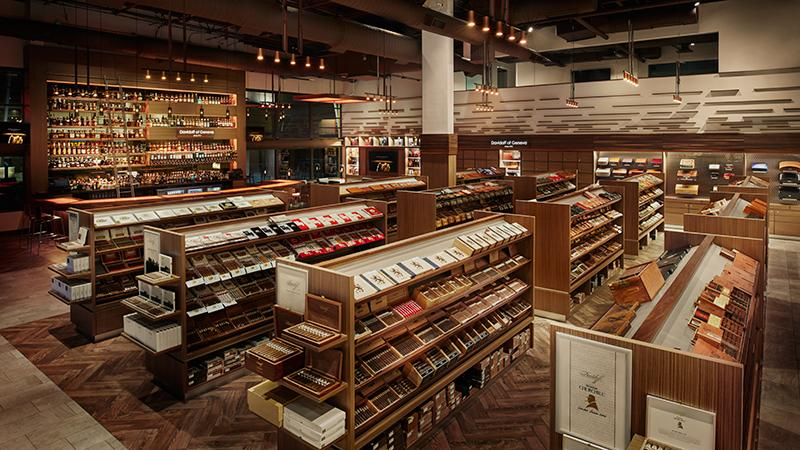 World's Largest Davidoff Cigar Bar Celebrates Grand Opening Saturday