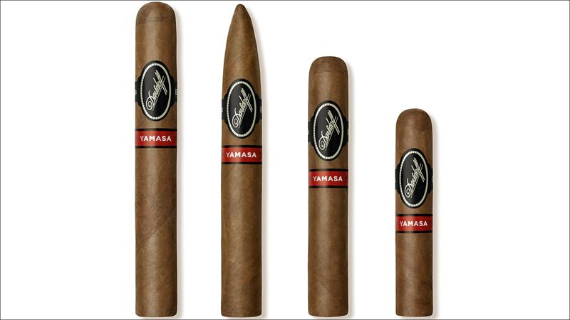 Davidoff Yamasá Launching Next Month at IPCPR