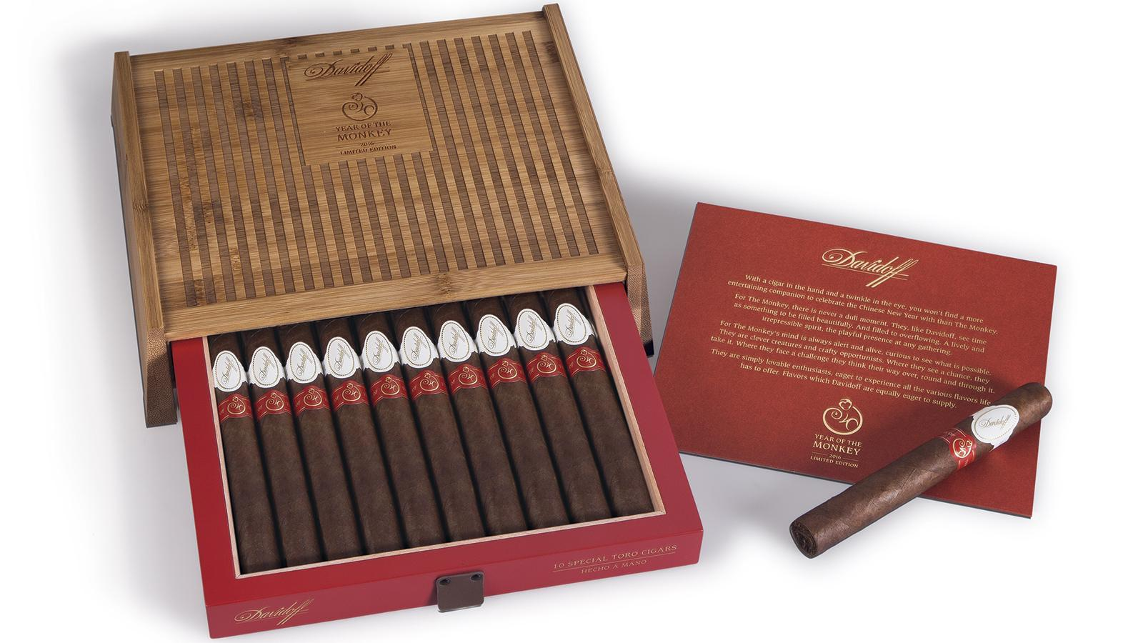 Davidoff Of Geneva Celebrates Year Of The Monkey