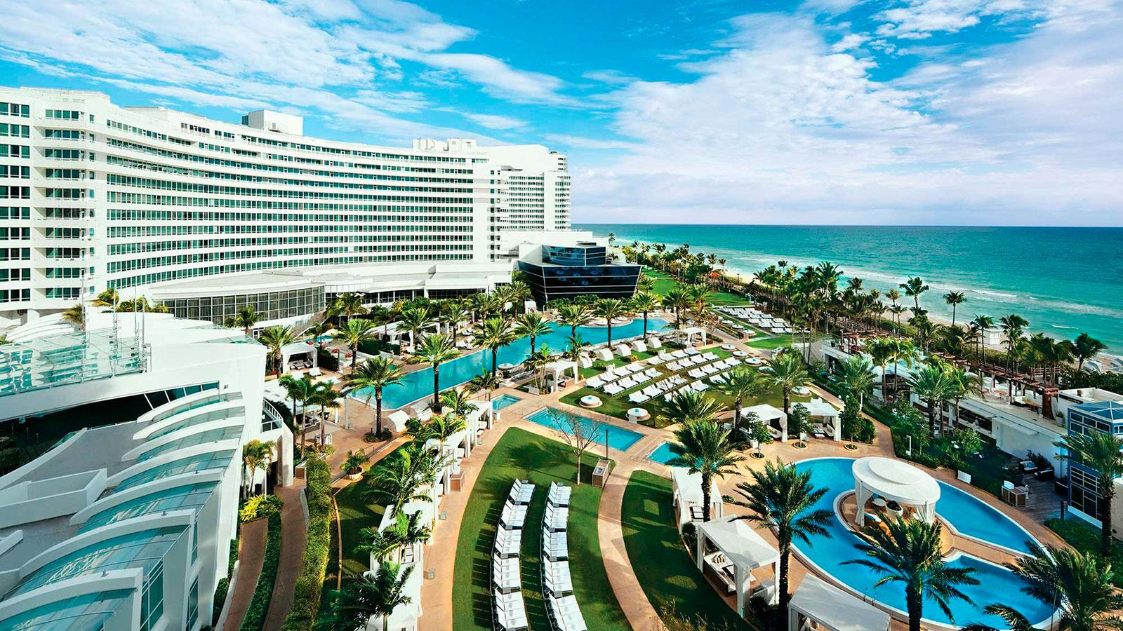 Fontainebleau Honors Sinatra Centennial With 100-Day Celebration