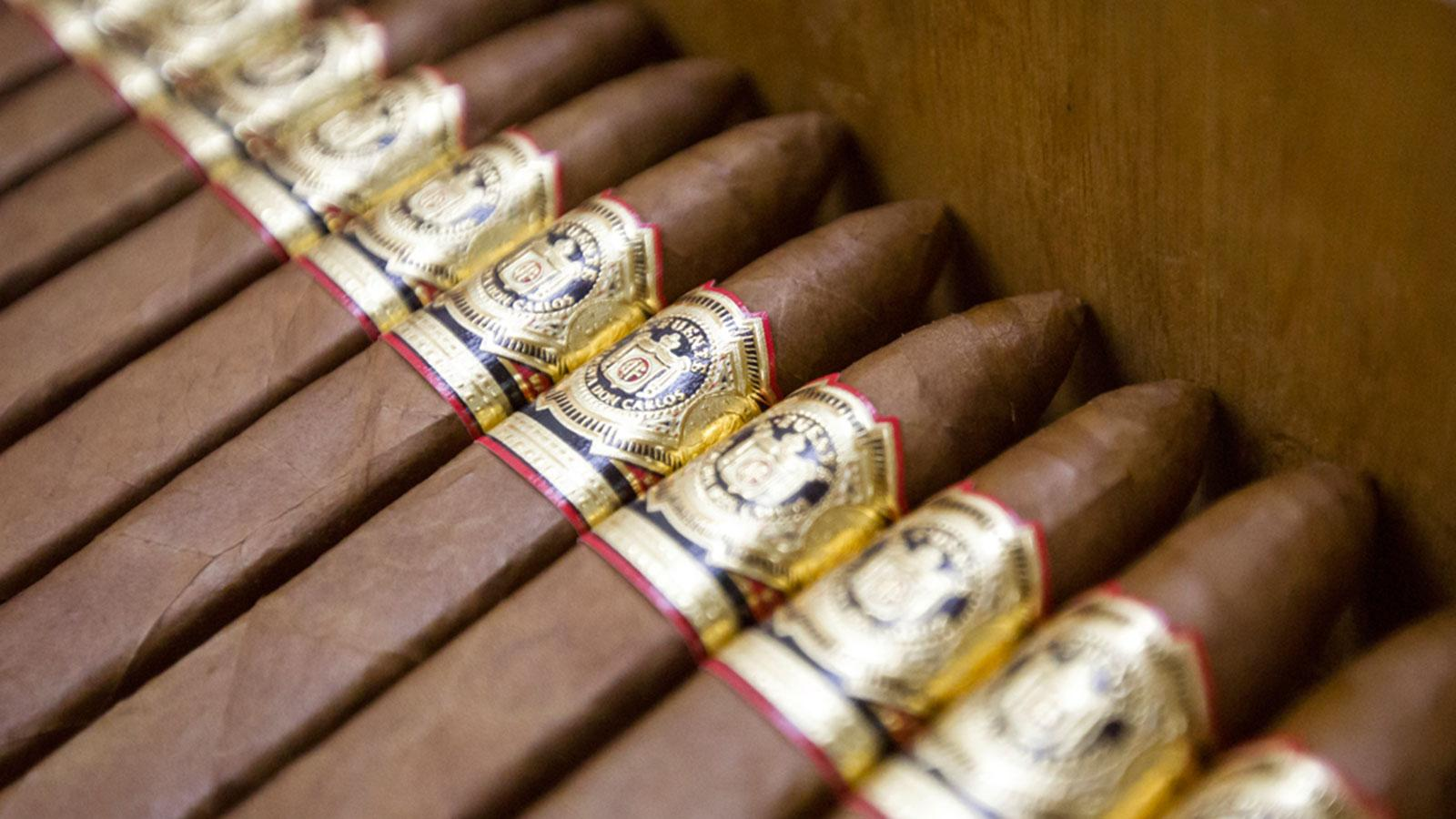 Carlos Fuente Sr. Makes His Private Blend Public