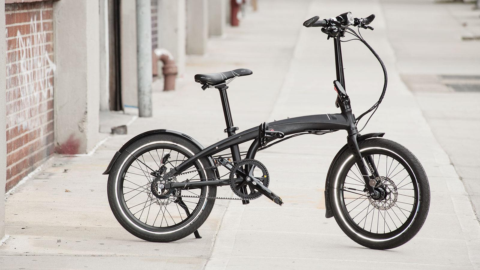 Tern Verge S8i Folding Bicycle