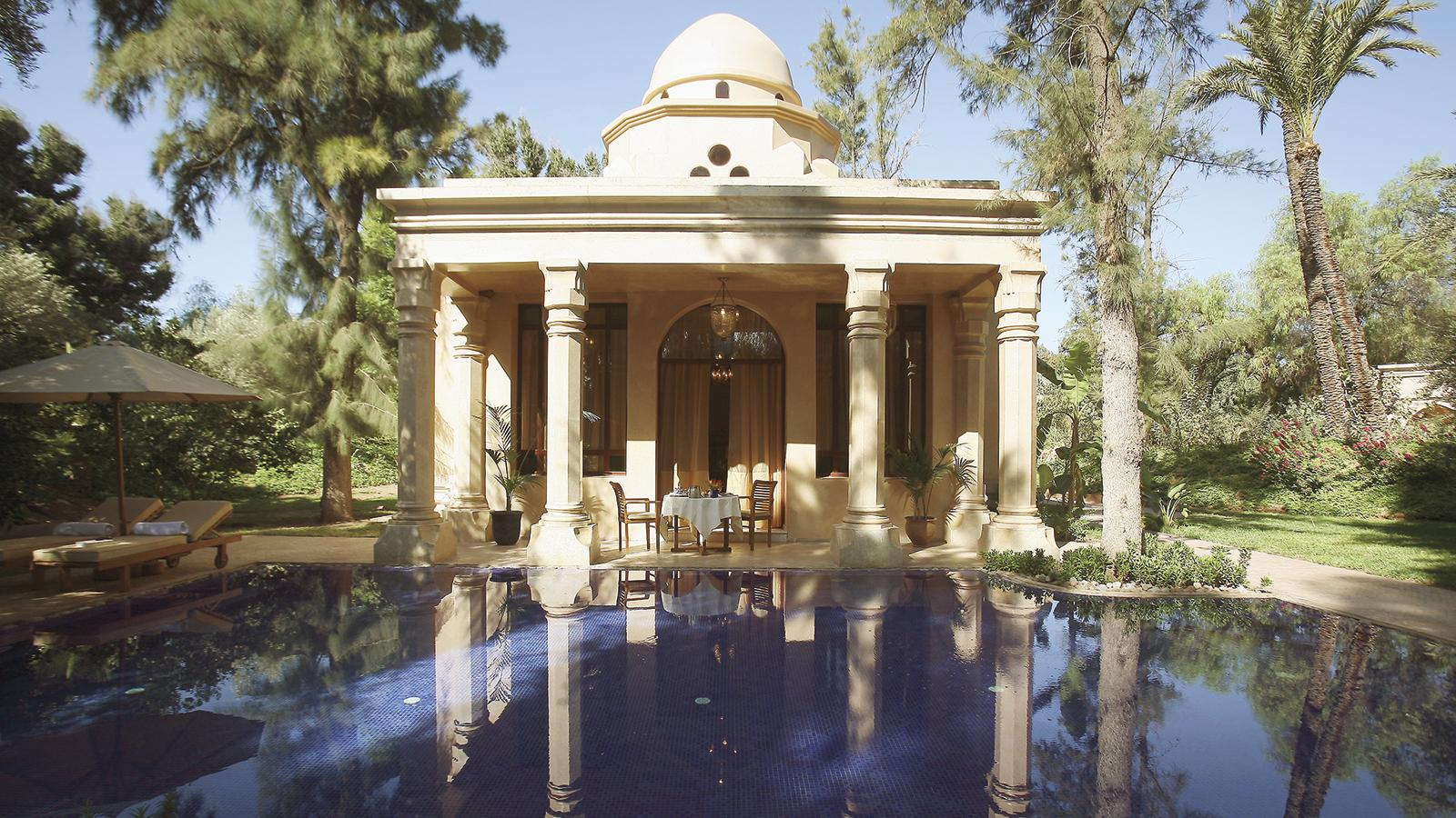 Es Saadi Gardens and Resort, Marrakech, Morocco