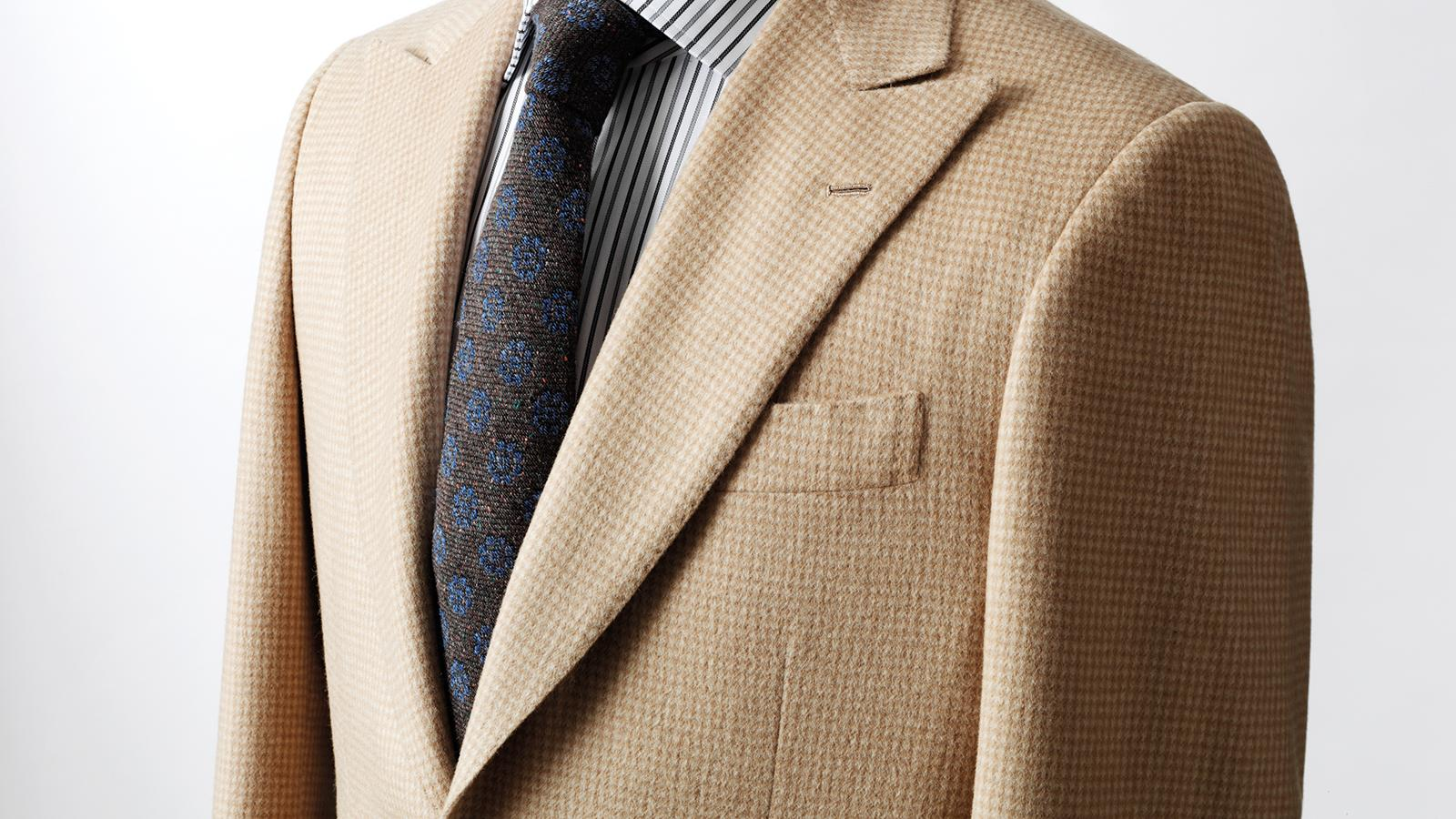 The Camel Hair Jacket