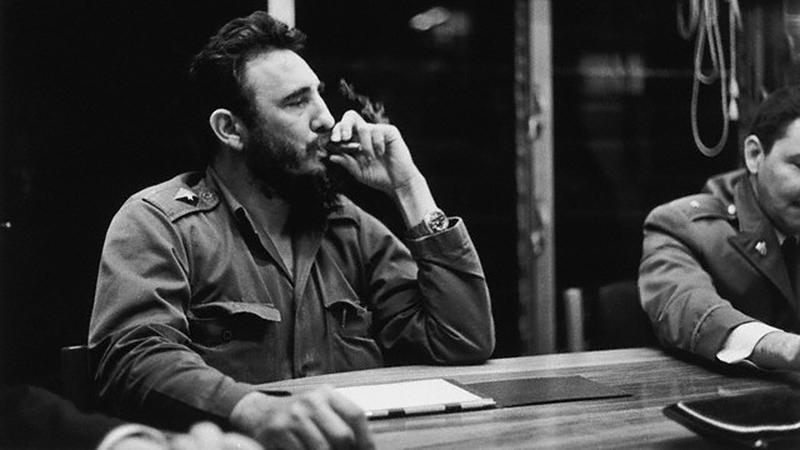 Remembering Fidel