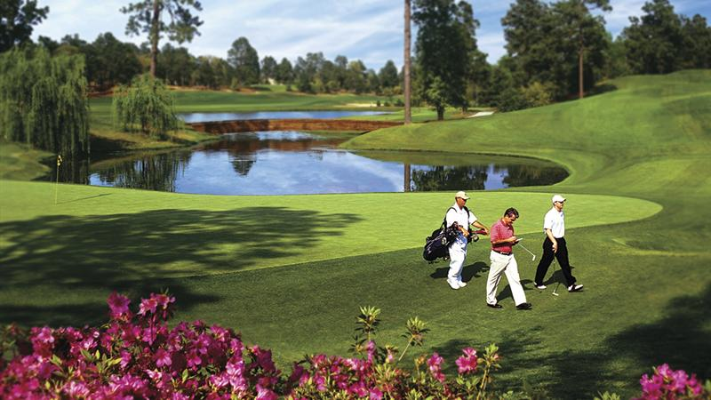 The Pinehurst Resort was America's first public golf destination, and has hosted numerous tournaments, including the PGA Championship and U.S. Opens.