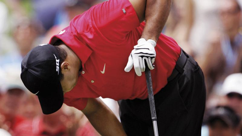 The Golf Injury Epidemic