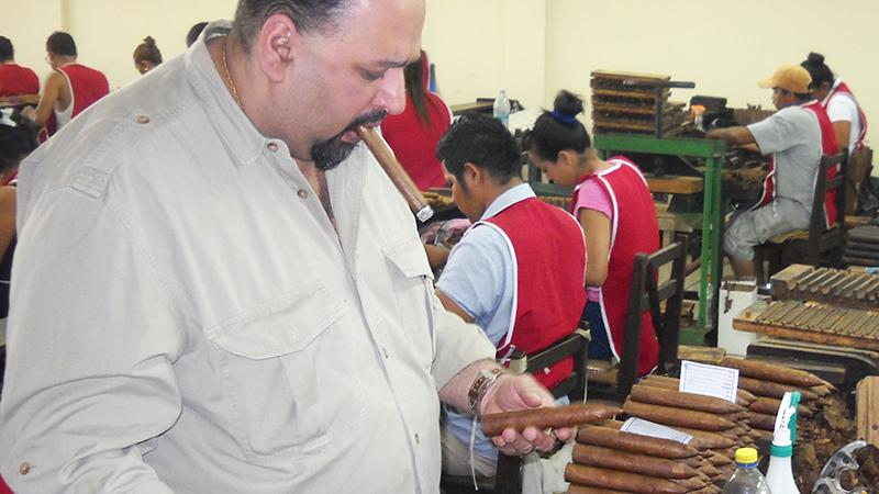 Gurkha Eyes Stake In Cigar Factory