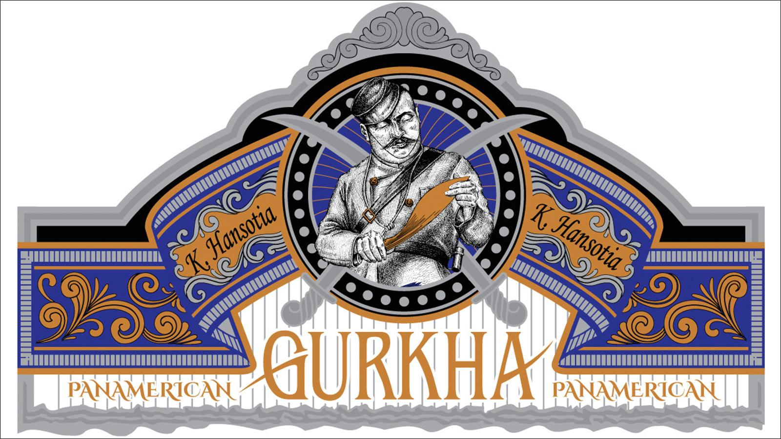 Gurkha Pan American En Route To IPCPR In A Steel And Leather Box