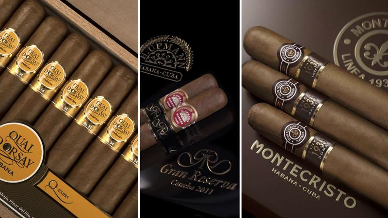 Cuba's New Cigar Lineup For 2017
