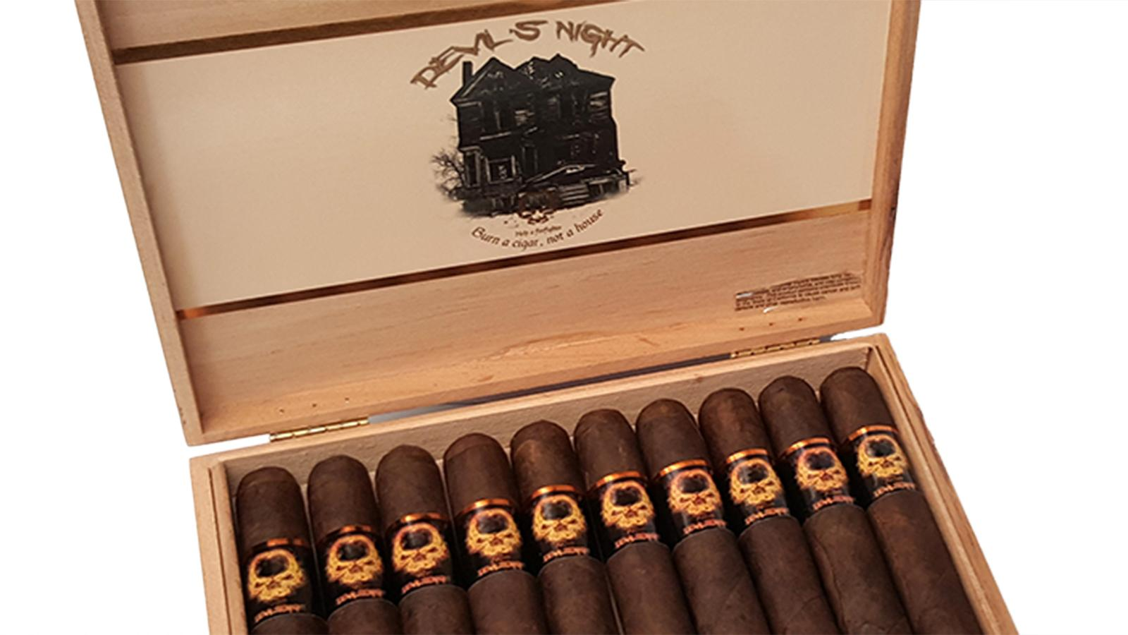 Halloween Cigars To Haunt Your Humidor