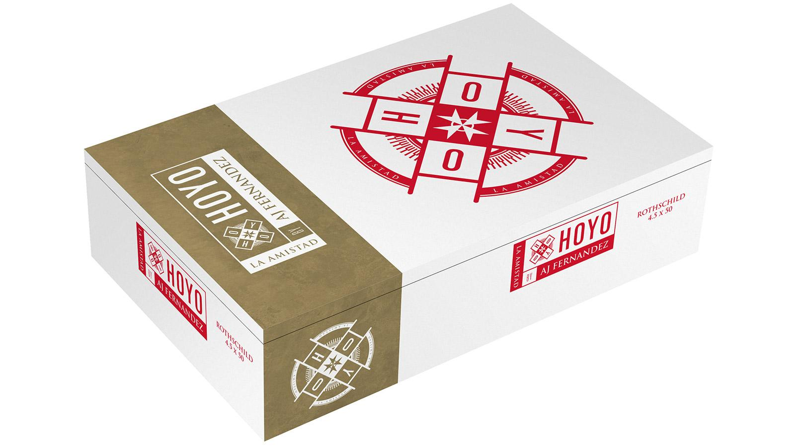 A.J. Fernandez, General Cigar Announce Alliance For Hoyo La Amistad