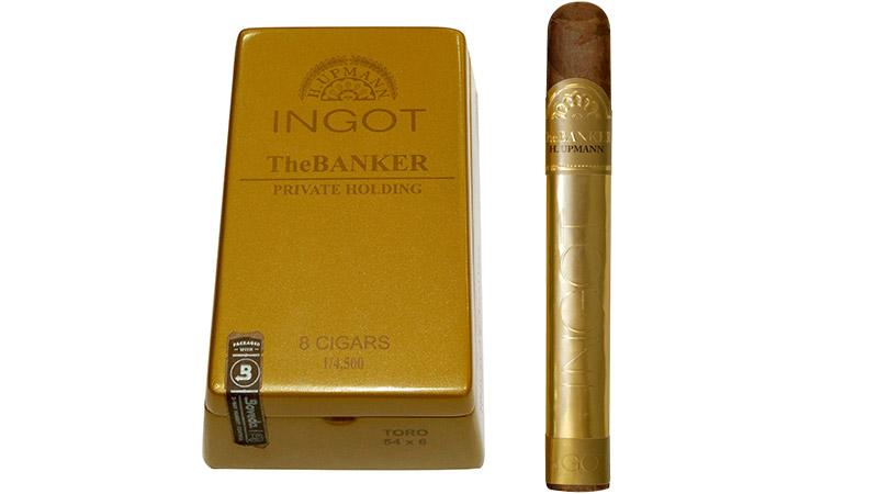 H. Upmann Ingot The Banker Private Holding Shipping This Month