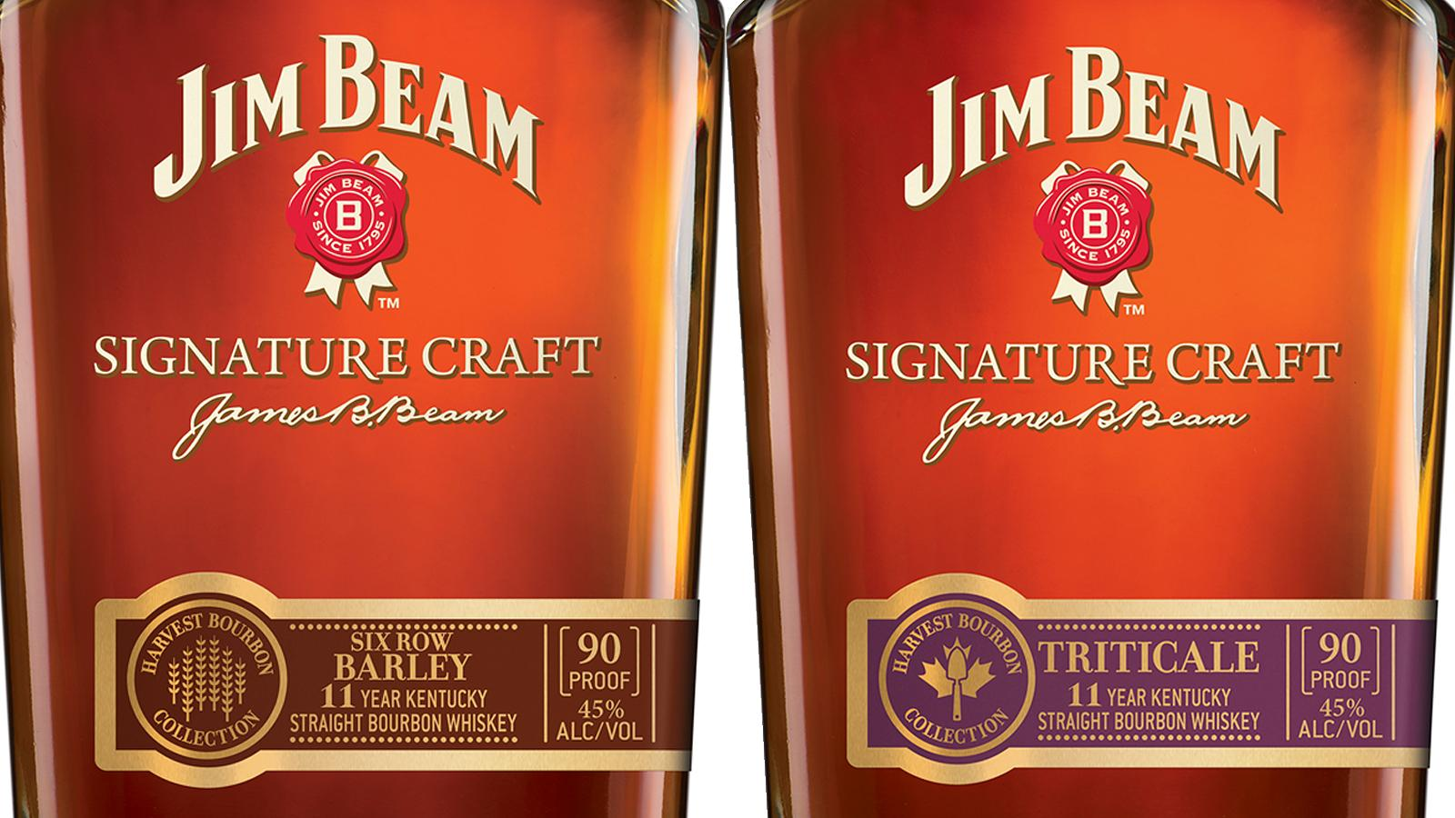 Cigar Pairing: Jim Beam Signature Harvest Bourbon Collection