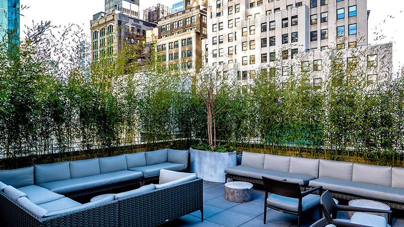 Club Macanudo Cigar Lounge to Open Atop NYC's Knickerbocker Hotel