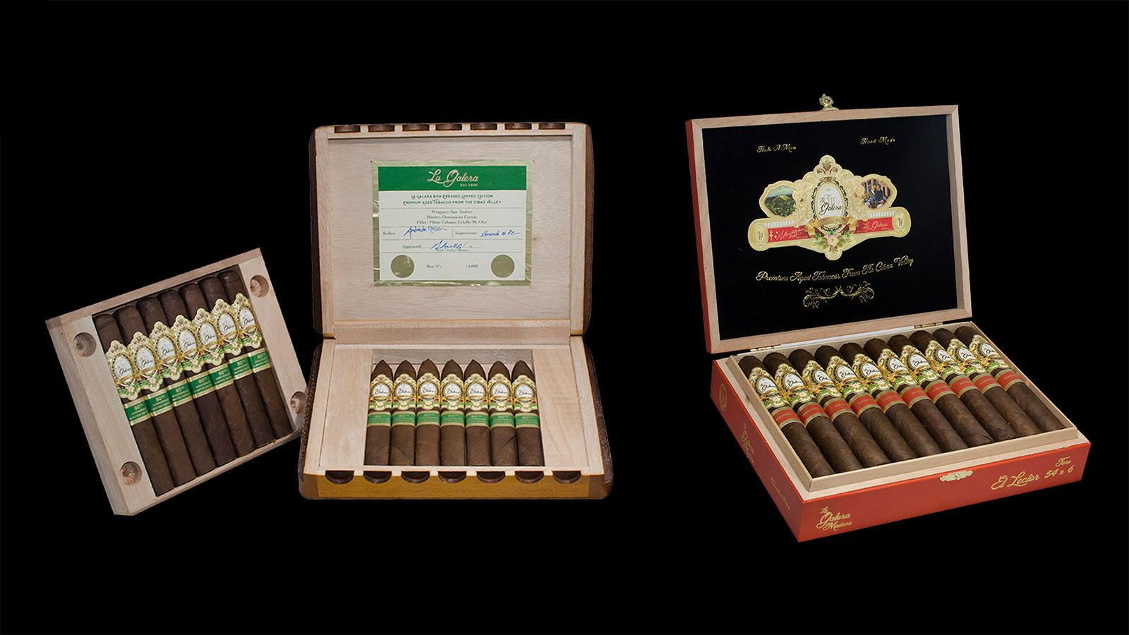A Trio of New La Galera Cigars