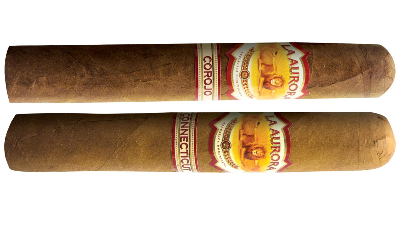 La Aurora Ships New Commemorative 1962 Corojo and 1987 Connecticut Blends