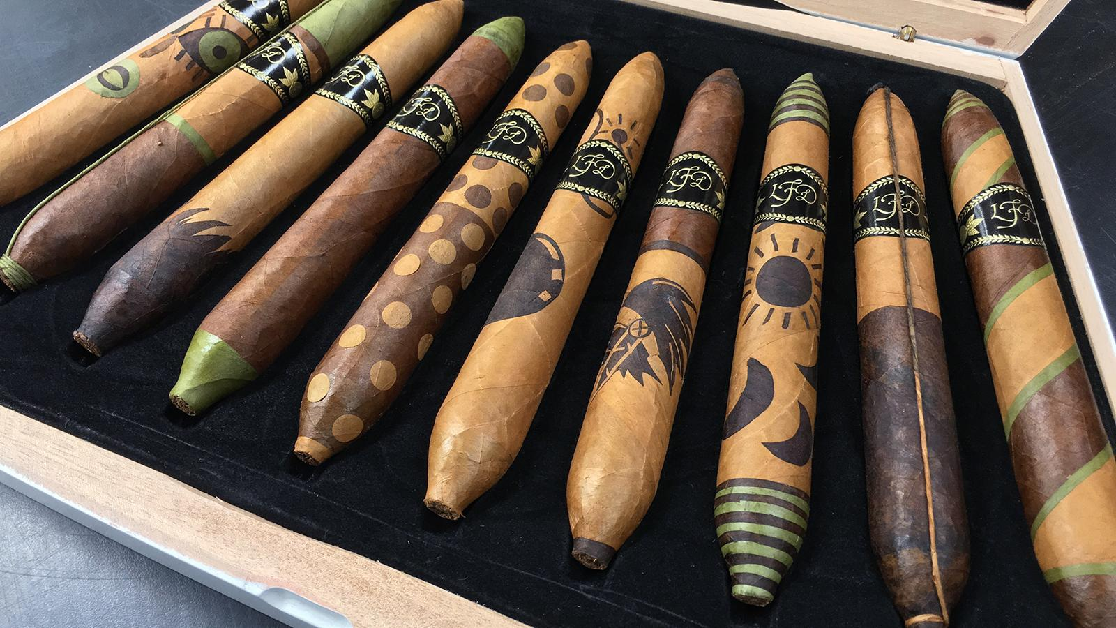 Works of Art From La Flor Dominicana