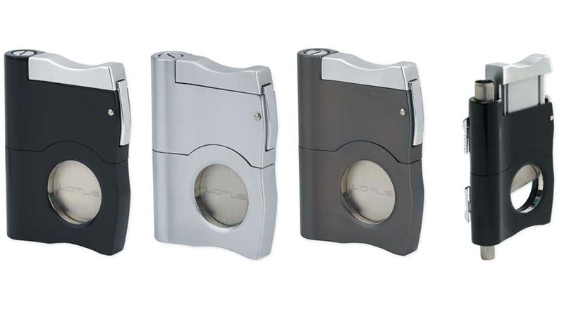 Lotus Cut 100 Triad Cigar Cutter