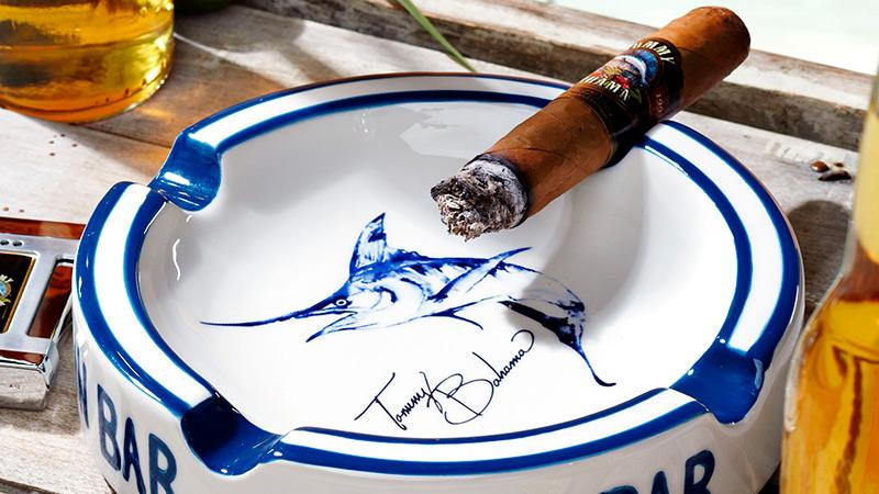 The Marlin Bar Ashtray