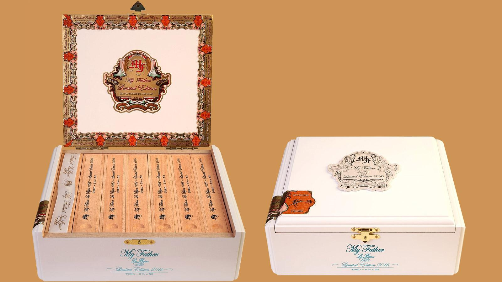 My Father Le Bijou Limited Edition Ships Next Week
