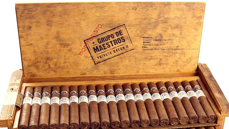 Montecristo Grupo de Maestros Private Batch II Now Shipping
