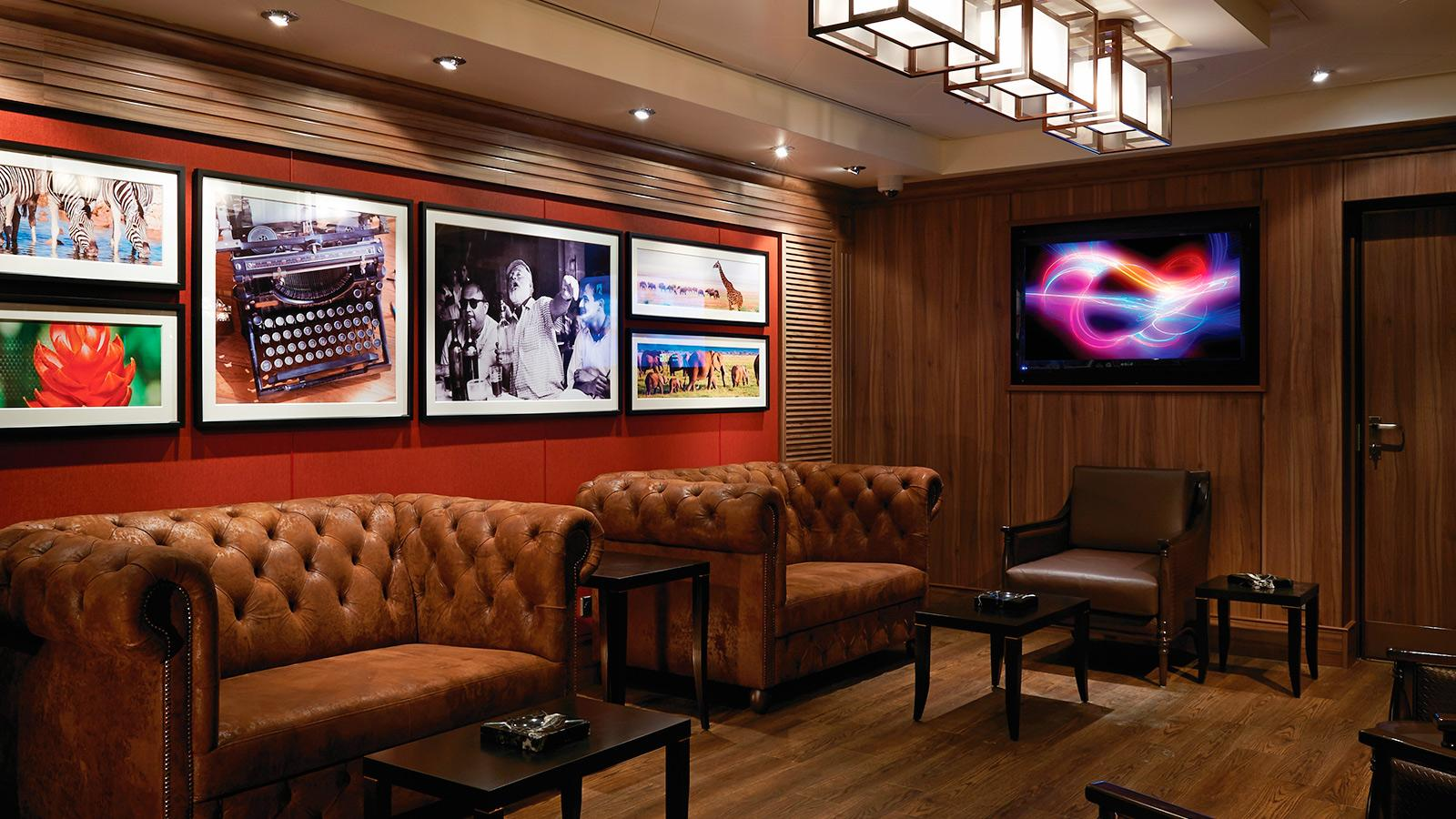 Seven Cruise Lines Best Suited For Cigar Smokers