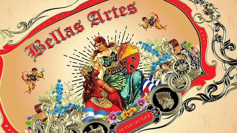 Bellas Artes From A.J. Fernandez Coming To IPCPR