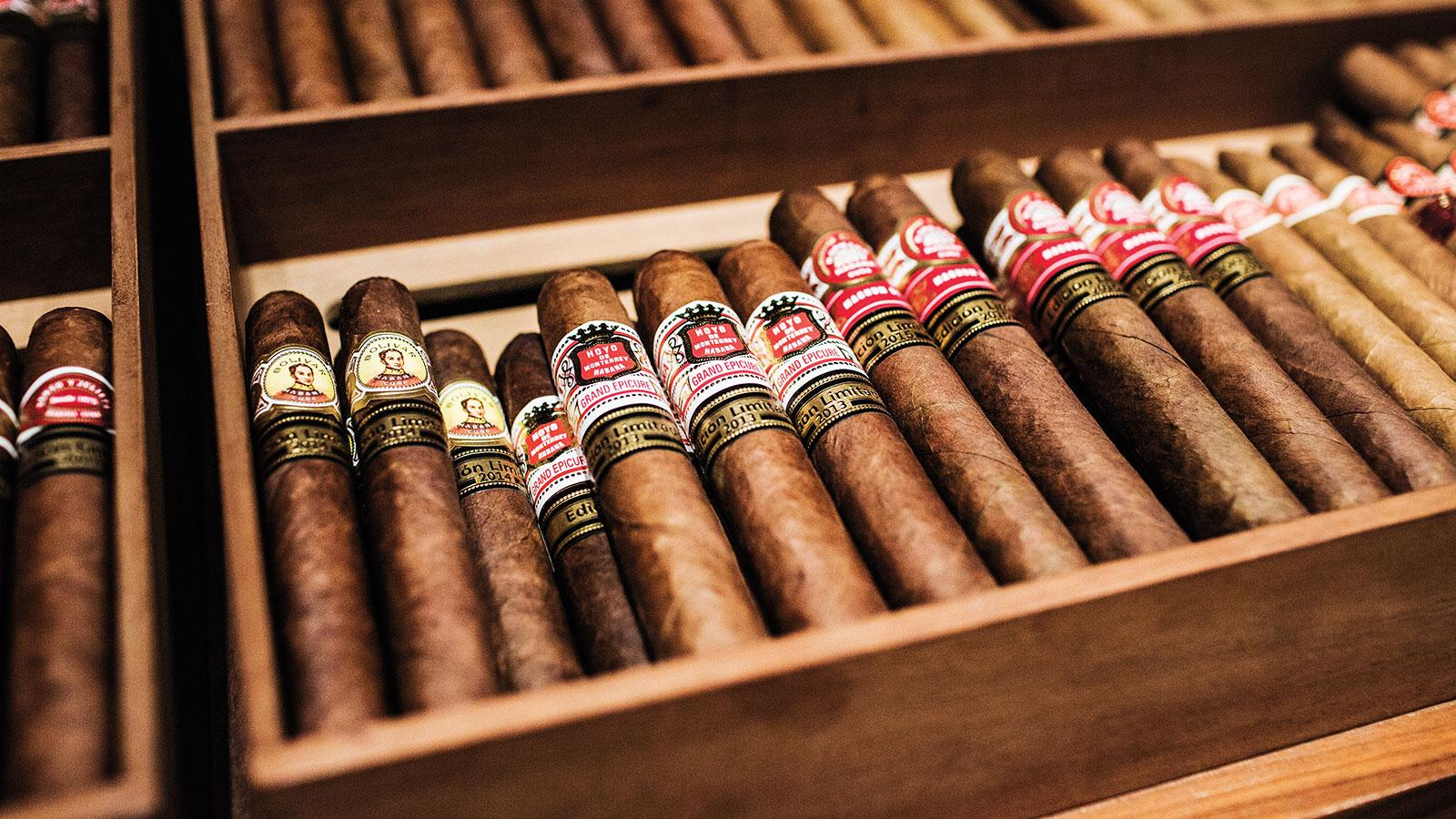 The New Rules On Cuban Cigars